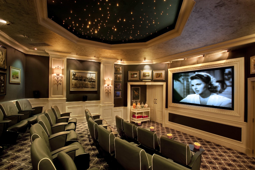 The Oyster Box Cinema