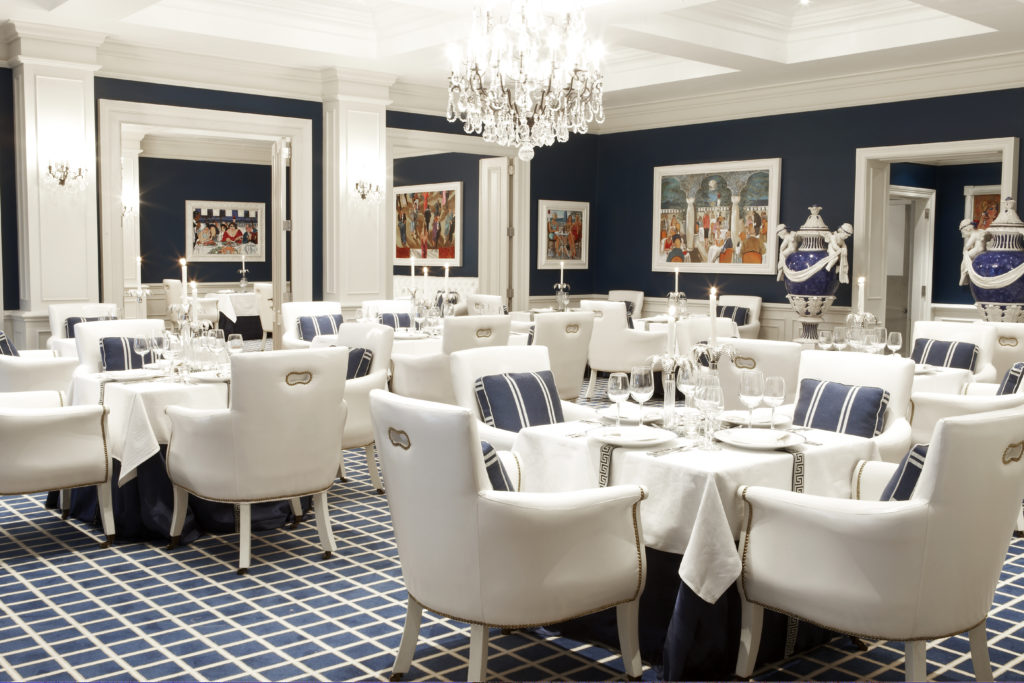 The Oyster Box Grill Room